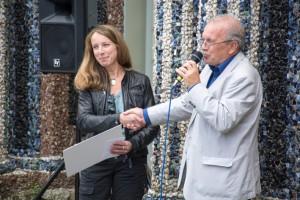 Gudrun Schüler, Hans-Hubertus Esser Foto: Lars Kuhfuss
